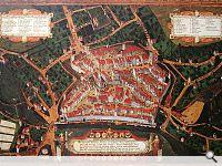 Stadtansicht Andreas Rauch 1611